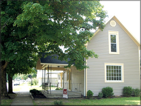 Home For Sale Or Rent In Elwood Indiana | $65,000